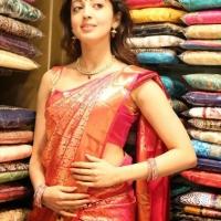 pranitha-stills-at-vrk-silks-launch-4