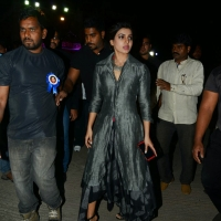 samantha-photos-at-rajendra-prasad-son-wedding-reception-4