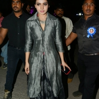 samantha-photos-at-rajendra-prasad-son-wedding-reception-7