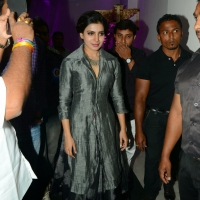 samantha-photos-at-rajendra-prasad-son-wedding-reception-8