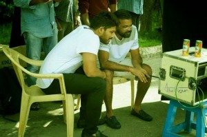 Allu Arjun - Sukumar Shortfilm Working Stills (1) @andhra365