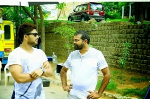 Allu Arjun - Sukumar Shortfilm Working Stills (3) @andhra365
