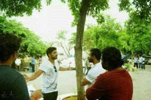 Allu Arjun - Sukumar Shortfilm Working Stills (4) @andhra365