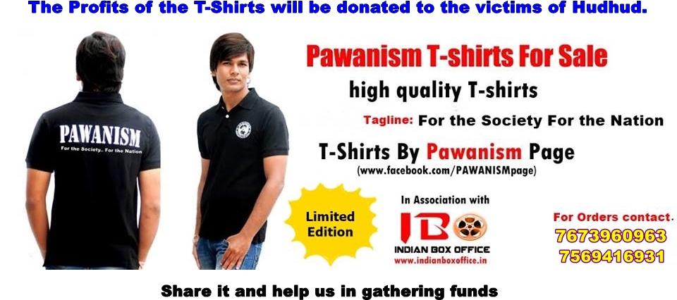 Pawanism Tshirts