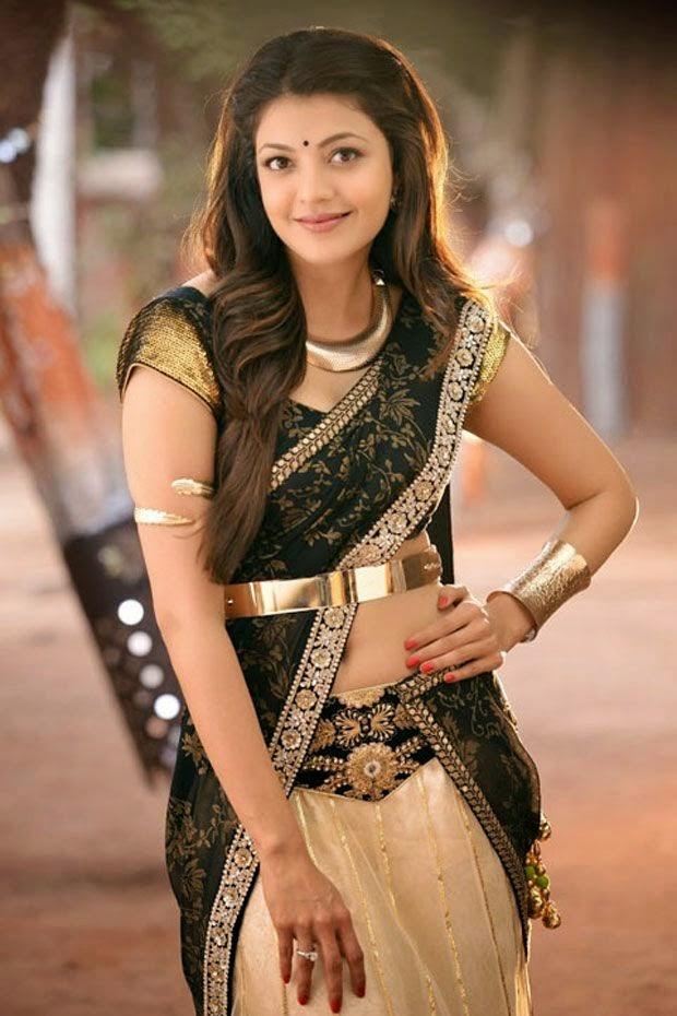 Actress Kajal Agarwal Latest Cute Hot Exclusive Spicy Photoshoot Gallery From Govindudu Andarivadele (3)