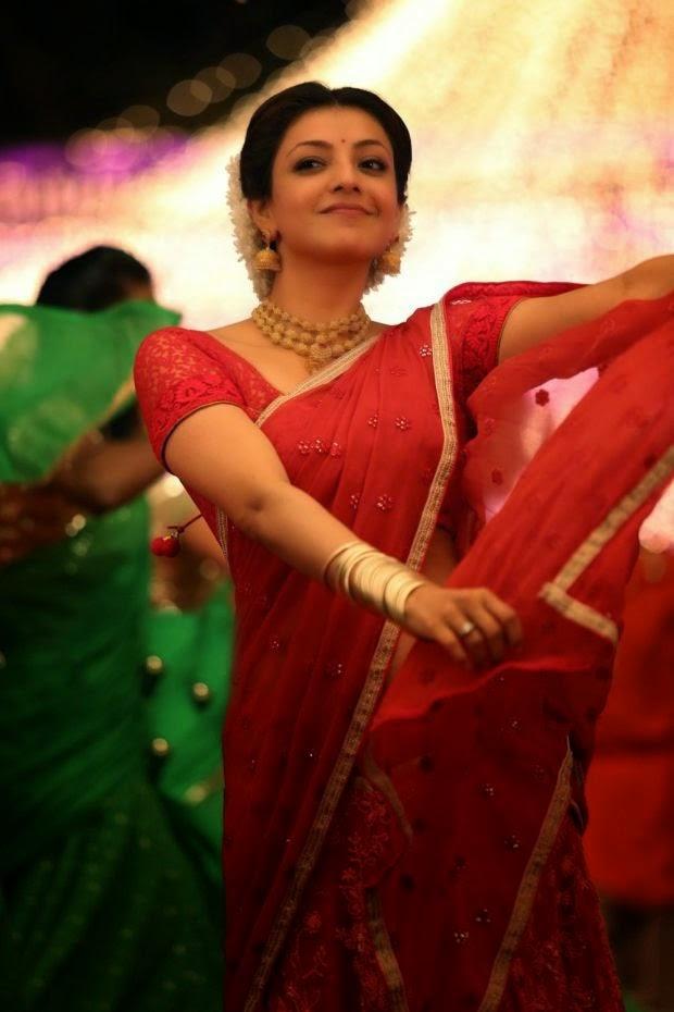 Actress Kajal Agarwal Latest Cute Hot Exclusive Spicy Photoshoot Gallery From Govindudu Andarivadele (6)