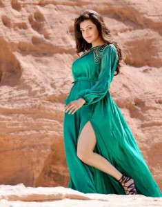 Actress Kajal Agarwal Latest Cute Hot Exclusive Spicy Photoshoot Gallery From Govindudu Andarivadele (9)