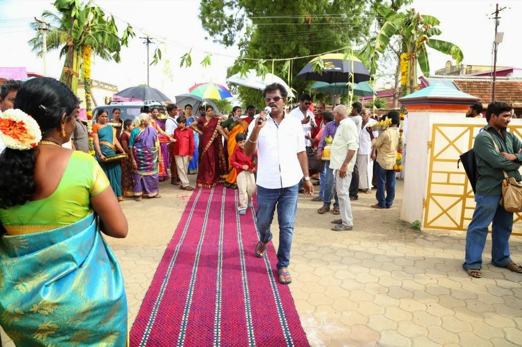 Poojai Tamil Movie Latest Shooting Spot Photos Gallery (10)