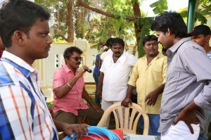 Poojai Tamil Movie Latest Shooting Spot Photos Gallery (11)