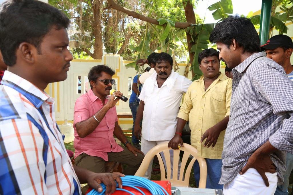 Poojai Tamil Movie Latest Shooting Spot Photos Gallery (11)
