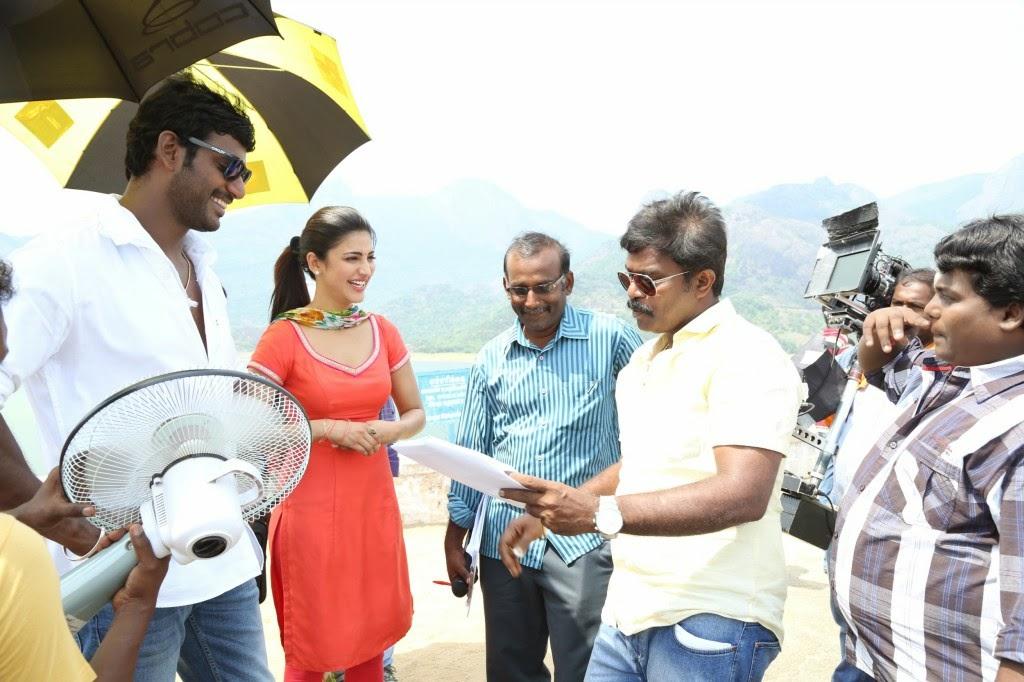 Poojai Tamil Movie Latest Shooting Spot Photos Gallery (12)