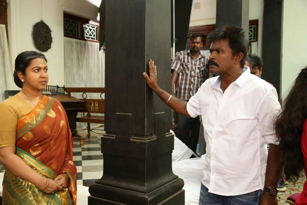 Poojai Tamil Movie Latest Shooting Spot Photos Gallery (13)