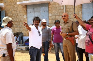 Poojai Tamil Movie Latest Shooting Spot Photos Gallery (15)