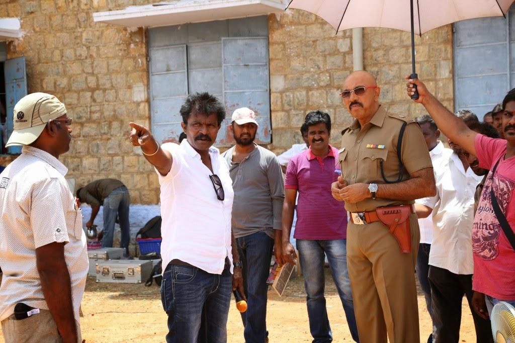 Poojai Tamil Movie Latest Shooting Spot Photos Gallery (15)