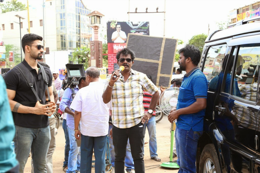 Poojai Tamil Movie Latest Shooting Spot Photos Gallery (17)