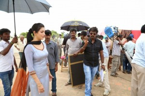 Poojai Tamil Movie Latest Shooting Spot Photos Gallery (2)