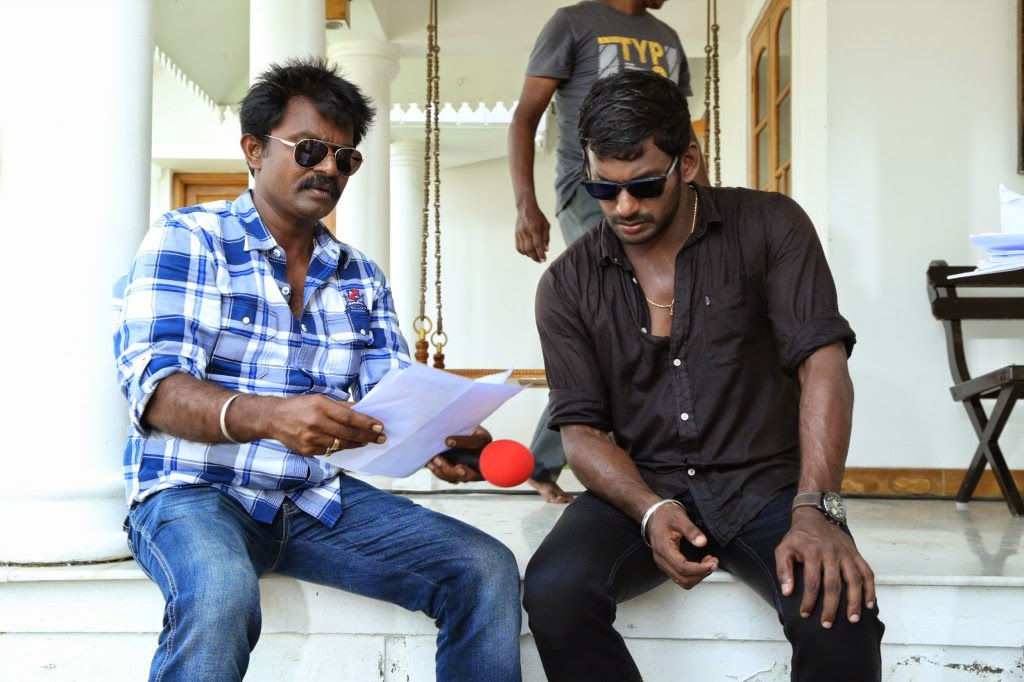 Poojai Tamil Movie Latest Shooting Spot Photos Gallery (20)