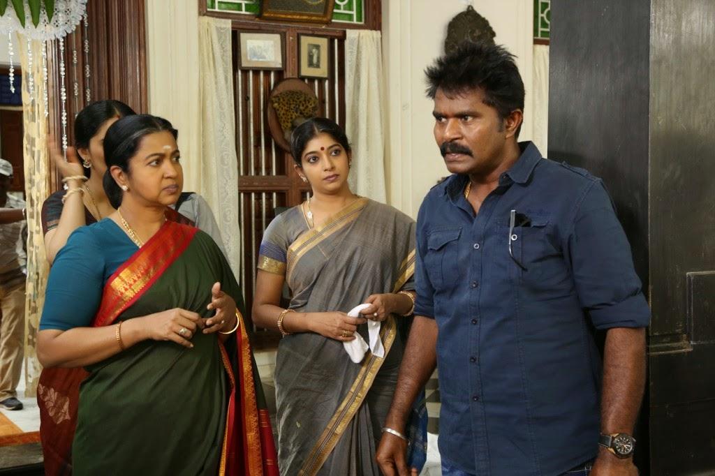 Poojai Tamil Movie Latest Shooting Spot Photos Gallery (22)