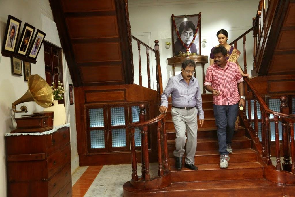 Poojai Tamil Movie Latest Shooting Spot Photos Gallery (5)