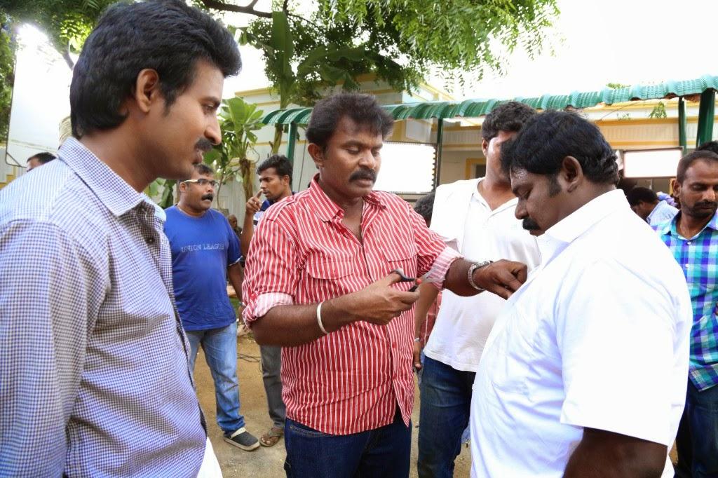 Poojai Tamil Movie Latest Shooting Spot Photos Gallery (6)
