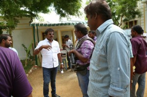 Poojai Tamil Movie Latest Shooting Spot Photos Gallery (8)