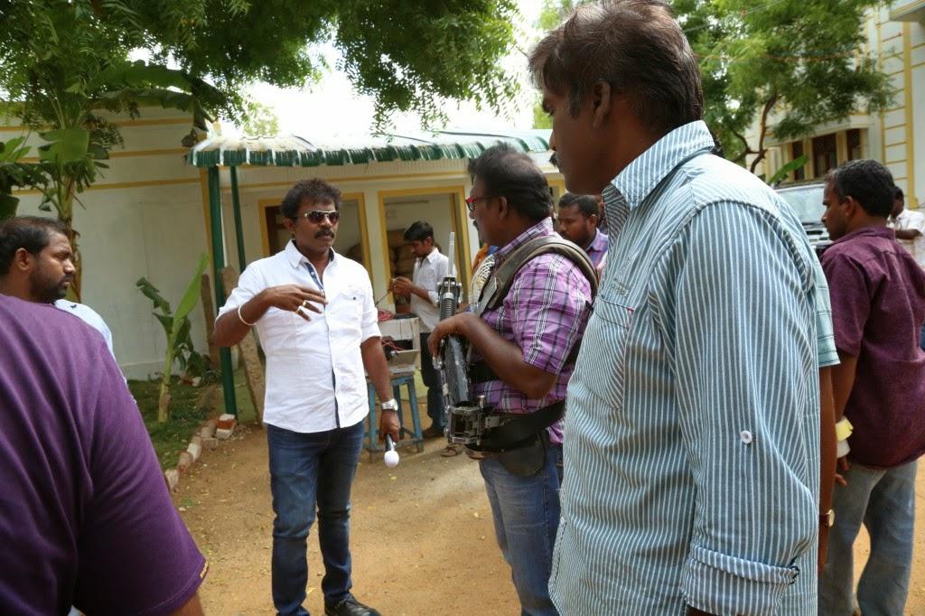 Poojai Tamil Movie Latest Shooting Spot Photos Gallery (8)