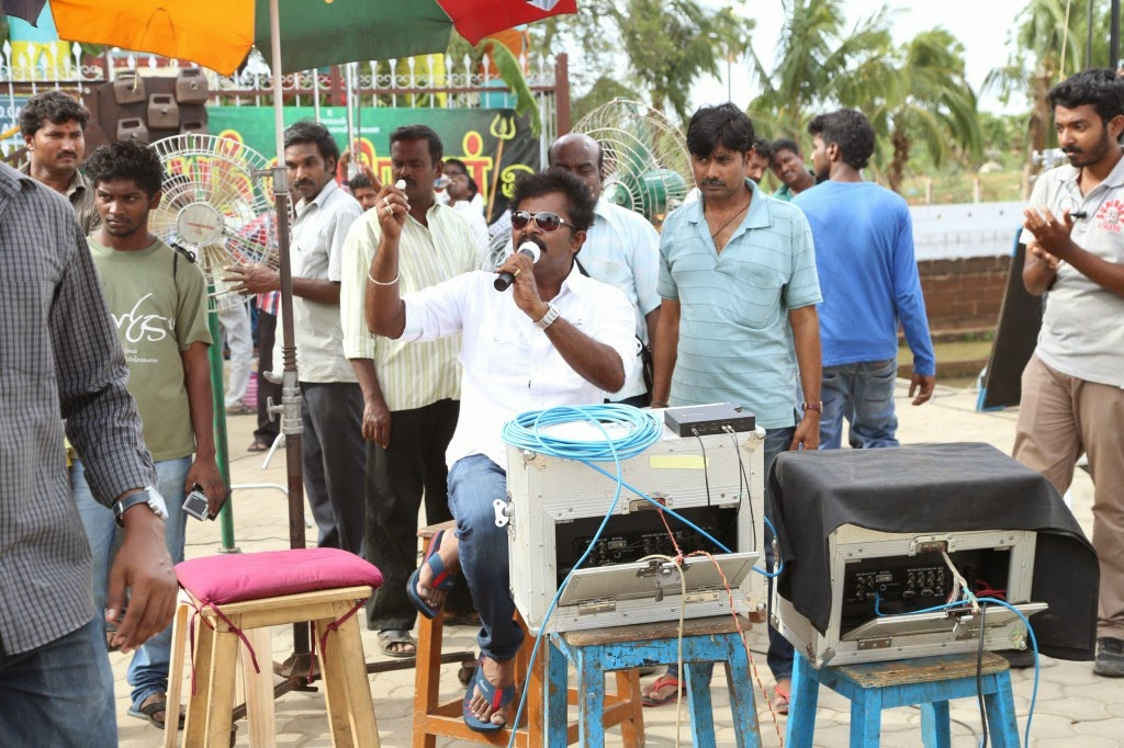 Poojai Tamil Movie Latest Shooting Spot Photos Gallery (9)