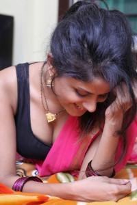 RGV's Sridevi Movie Heroine Anushkriti Stills (12)