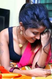 RGV's Sridevi Movie Heroine Anushkriti Stills (2)