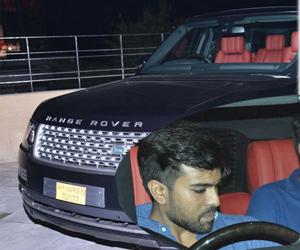 Ram Charan buys Range Rover worth rs 3.5 crores