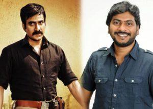 Mass Maharaj Ravi Teja's new film with Sampath Nandhi.