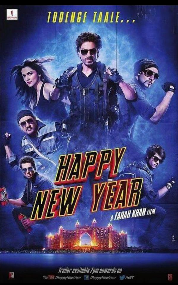 Happy New Year Box Office Collection