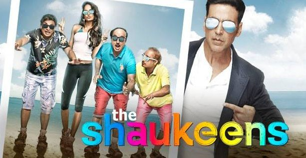 The Shaukeens Box Office Collection – IBO