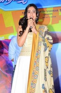Actress Regina Cassandra Latest Cute Hot Exclusive Beautiful Yellow Dress Spicy Photos Gallery At Subramanyam For Sale Telugu Movie Press Meet (19)