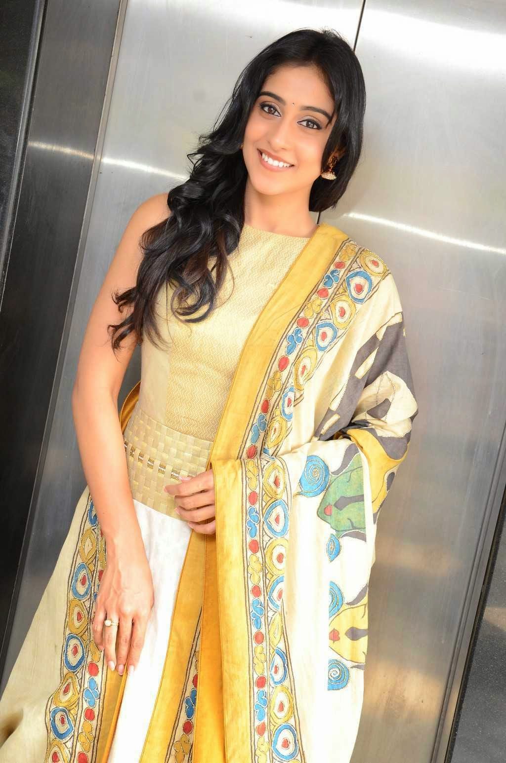 Actress Regina Cassandra Latest Cute Hot Exclusive Beautiful Yellow Dress Spicy Photos Gallery At Subramanyam For Sale Telugu Movie Press Meet (2)