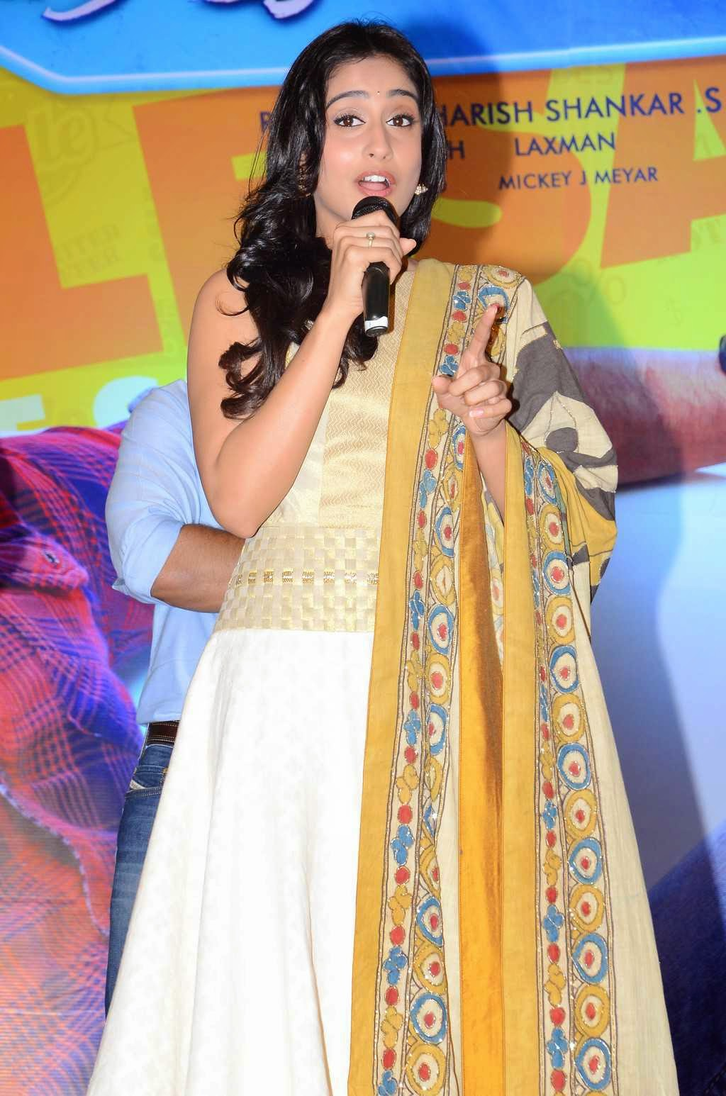 Actress Regina Cassandra Latest Cute Hot Exclusive Beautiful Yellow Dress Spicy Photos Gallery At Subramanyam For Sale Telugu Movie Press Meet (22)