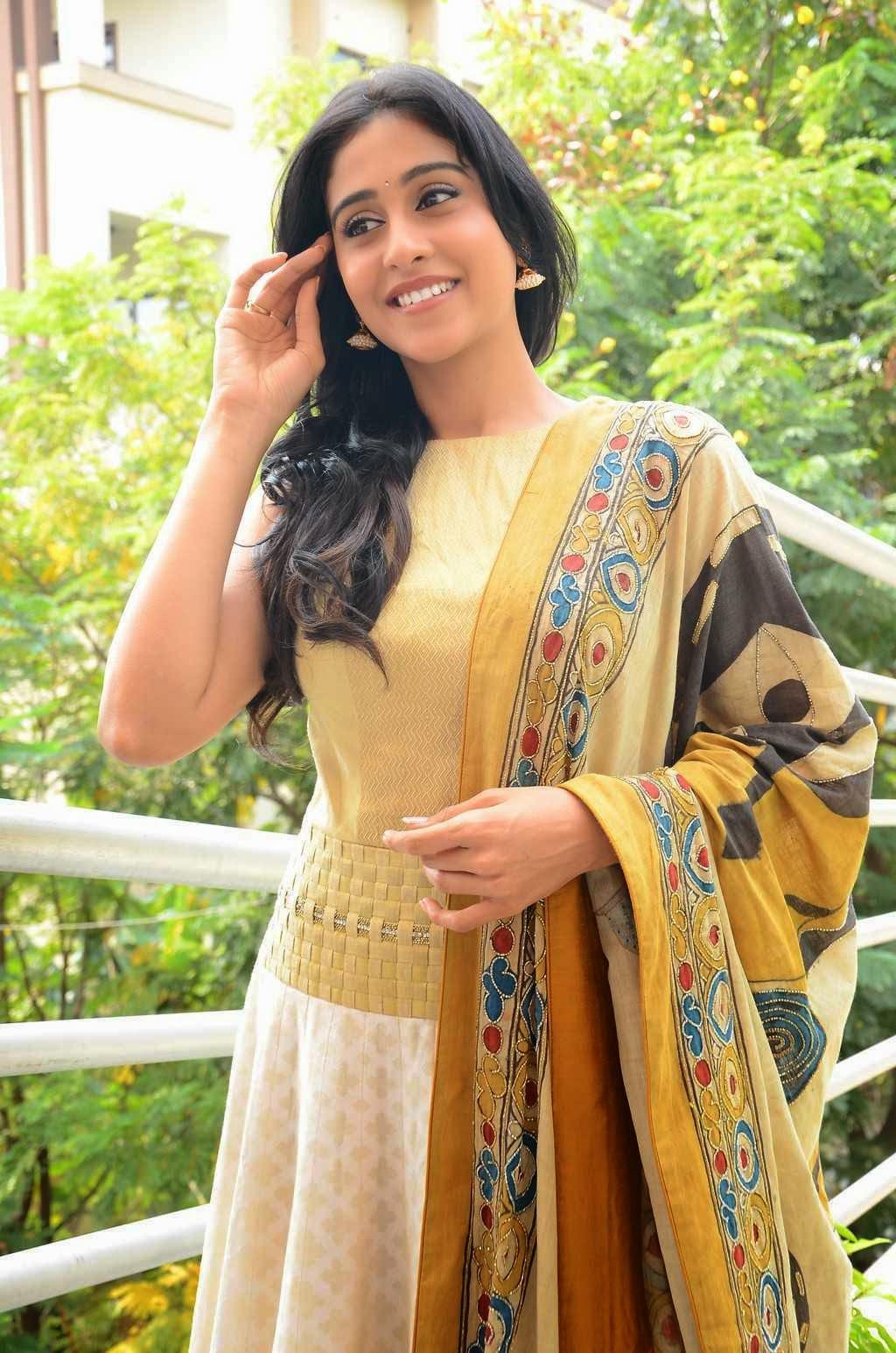 Actress Regina Cassandra Latest Cute Hot Exclusive Beautiful Yellow Dress Spicy Photos Gallery At Subramanyam For Sale Telugu Movie Press Meet (25)