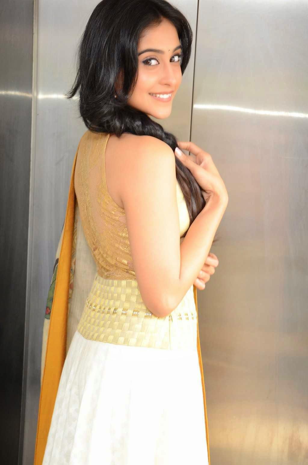 Actress Regina Cassandra Latest Cute Hot Exclusive Beautiful Yellow Dress Spicy Photos Gallery At Subramanyam For Sale Telugu Movie Press Meet (29)