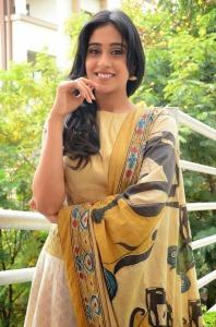 Actress Regina Cassandra Latest Cute Hot Exclusive Beautiful Yellow Dress Spicy Photos Gallery At Subramanyam For Sale Telugu Movie Press Meet (31)