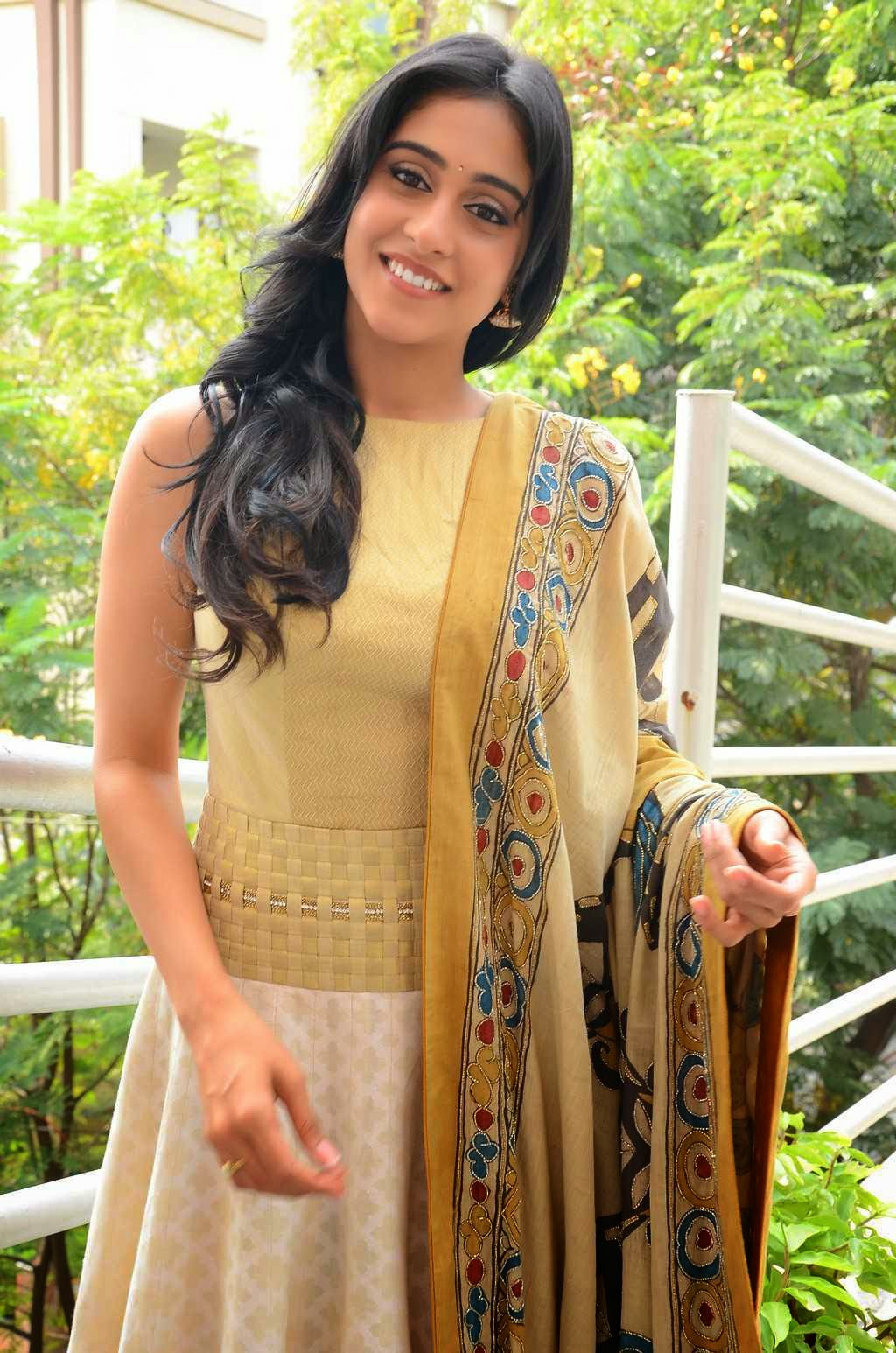 Actress Regina Cassandra Latest Cute Hot Exclusive Beautiful Yellow Dress Spicy Photos Gallery At Subramanyam For Sale Telugu Movie Press Meet (34)
