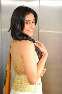 Actress Regina Cassandra Latest Cute Hot Exclusive Beautiful Yellow Dress Spicy Photos Gallery At Subramanyam For Sale Telugu Movie Press Meet (39)