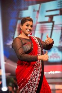 Actress Roja Race TV Show Stills