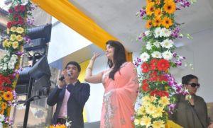 Aishwarya Rai at Inauguration of Kalyan Jewellers Event - IBO
