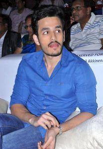Akhil Akkineni at YesMart electronics Bumper draw_3