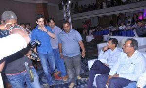 Akhil Akkineni at YesMart electronics Bumper draw_5