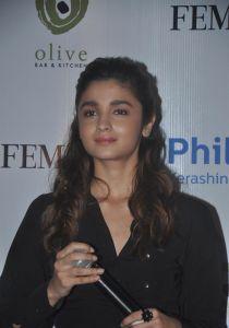 Alia Bhatt at launch of Femina Magazine_12