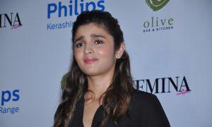 Alia Bhatt at launch of Femina Magazine_2