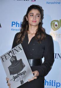 Alia Bhatt at launch of Femina Magazine_9