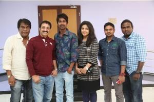 Bhoo Movie Press Meet Photo Stills