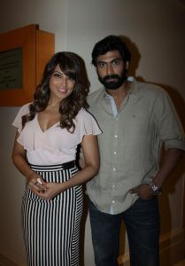 Bipasha Basu and Rana at NIA PM_11